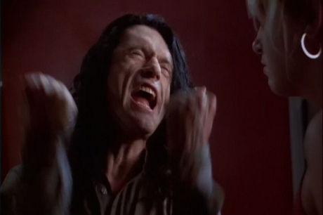 Tommy Wiseau The Room You are tearing me apart Lisa