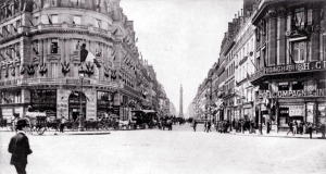 Rue de la Paix looking towards Vendome